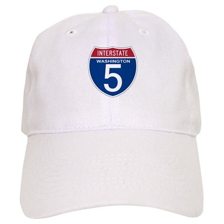 I-5 Washington Cap