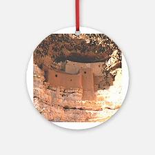 Montezuma's Castle - Ornament (Round)