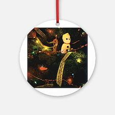 Childhood Christmas - Ornament (Round)