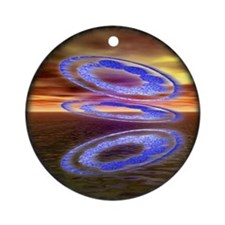 Circle of Time - Ornament (Round)