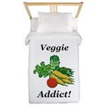Veggie Addict Twin Duvet