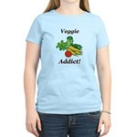 Veggie Addict Women's Light T-Shirt