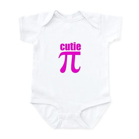 Cutie Infant Bodysuit