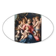 Tosini - Madonna with child - 16th Century - Oil o