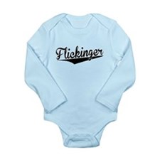 Flickinger, Retro, Body Suit