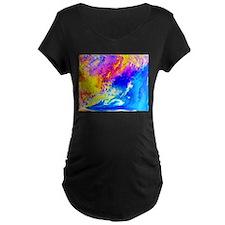 Beautiful weather Maternity T-Shirt