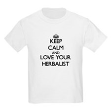 Keep Calm and Love your Herbalist T-Shirt