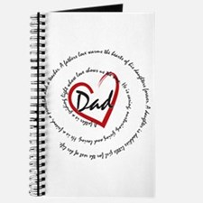 Fathers Day Dad Journal