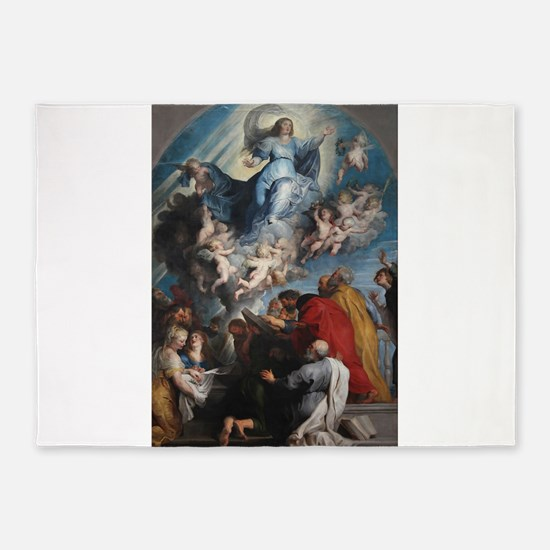 Peter Paul Rubens - Assumption of Mary - Circa 16