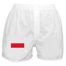 Monaco Flag Boxer Shorts