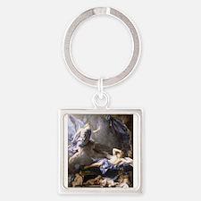 Houasse - Morpheus Awakening - 1690 - Painting Key