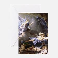 Houasse - Morpheus Awakening - 1690 - Painting Gre