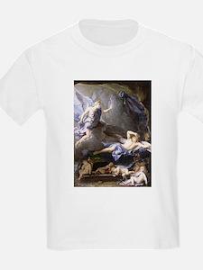 Houasse - Morpheus Awakening - 1690 - Painting T-S