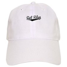 Fort Riley, Retro, Baseball Baseball Cap