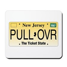Pull Over Mousepad
