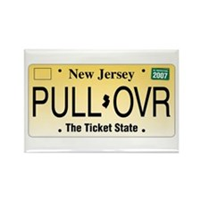 Pull Over Rectangle Magnet