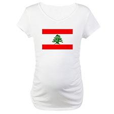 Lebanon Flag Shirt