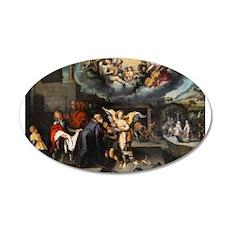 de Vos - The Prodigal Son - 1641 - Oil on Canvas W