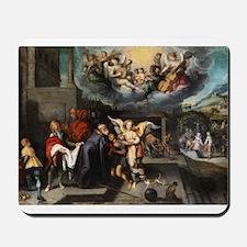 de Vos - The Prodigal Son - 1641 - Oil on Canvas M