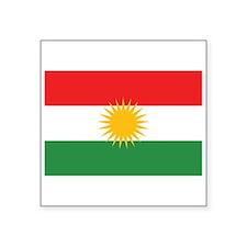 Kurdistan Flag Sticker