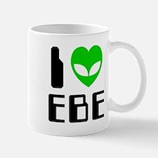 I Alien Heart EBE Mug