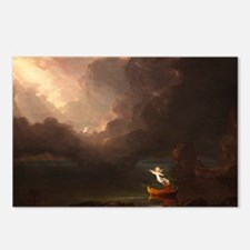 Cole - Voyage of Life: Old Age - 1842 - Oil on Can