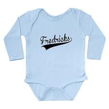 Fredricks, Retro, Body Suit
