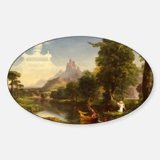 Cole - Voyage of Life: Youth - 1842 - Oil on Canva