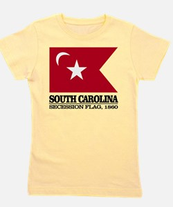 SC Secession Flag Girl's Tee