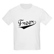 Freer, Retro, T-Shirt