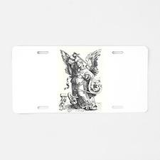 Graf - Archangel Michael - 1516 - Drawing Aluminum