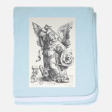 Graf - Archangel Michael - 1516 - Drawing baby bla