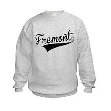 Fremont, Retro, Sweatshirt