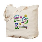 Knitters Canvas Bags