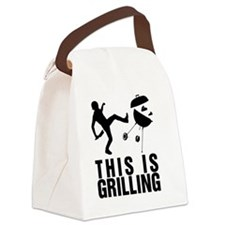 GRILLING Canvas Lunch Bag