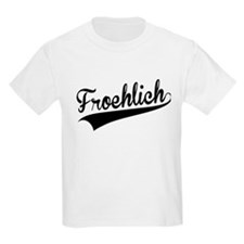 Froehlich, Retro, T-Shirt