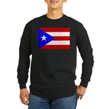 Puerto Rican Flag T