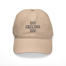 Go Ceiling Baseball Cap