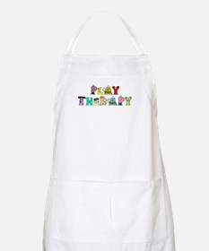 Play Therapy BBQ Apron