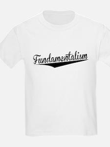 Fundamentalism, Retro, T-Shirt