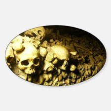 Paris Catacombes Decal