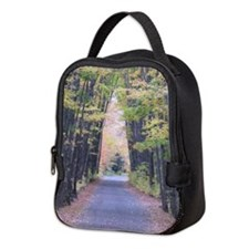 Cathedral Road Neoprene Lunch Bag