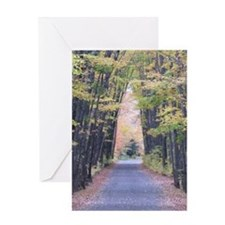 Cathedral Road Greeting Cards