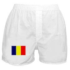 Chad Flag Boxer Shorts