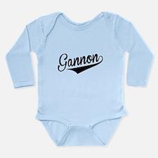 Gannon, Retro, Body Suit