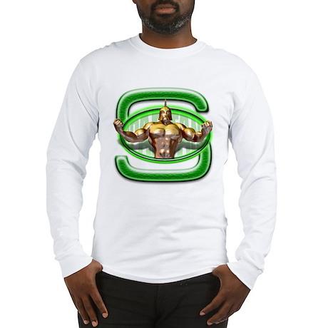 spartansblk Long Sleeve T-Shirt