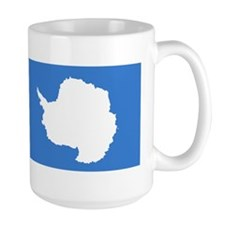 Antarctica Flag Mugs