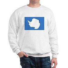 Antarctica Flag Sweatshirt