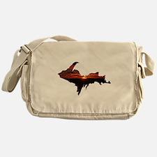 U.P. Sunrise Messenger Bag