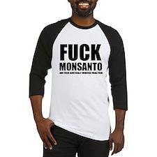 F**K MONSANTO Baseball Jersey